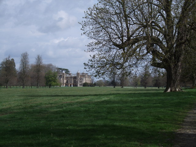 Charlton Park House