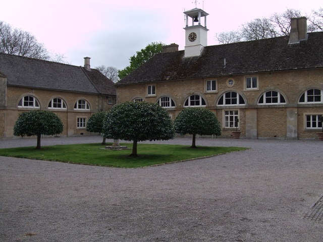 Stable block, Charlton Park Estate