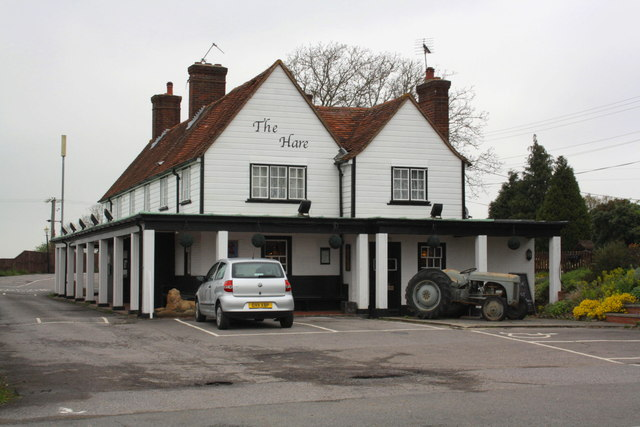 The Hare public house