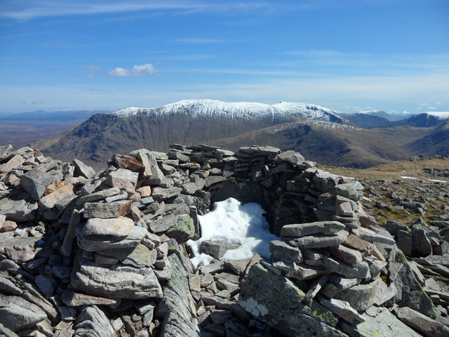 Summit of Stob na Broige