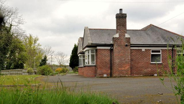 Vacant house, Greenisland