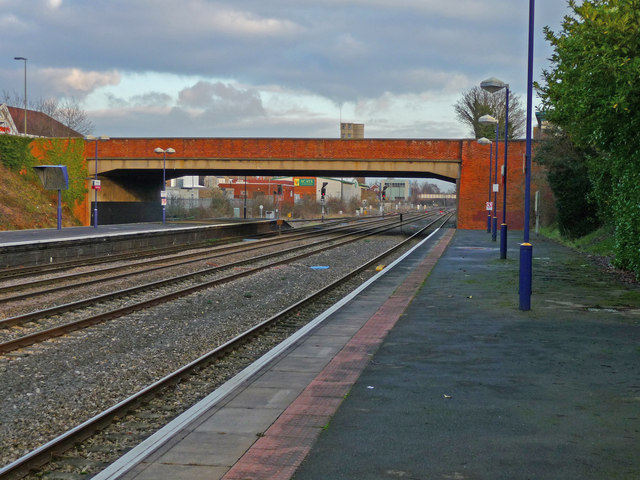 Newbury - Roadbridge