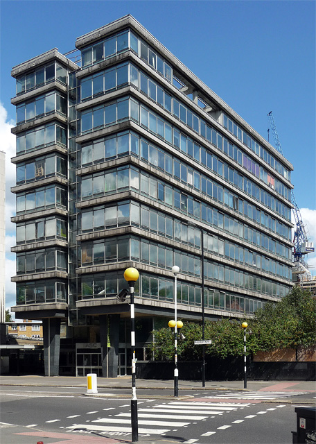 Erlang House, Blackfriars Road