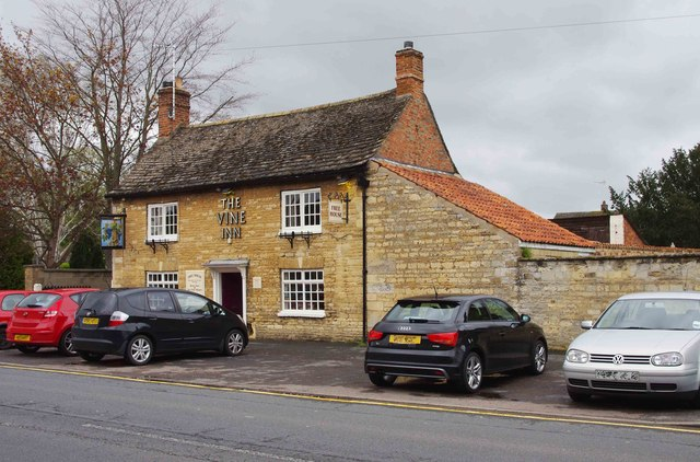 The Vine Inn (1), 19 Church Street, Market Deeping