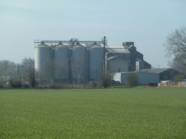 Bowmans Flour Mill, Whitley Bridge