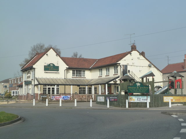 Eggborough - Horse & Jockey public house