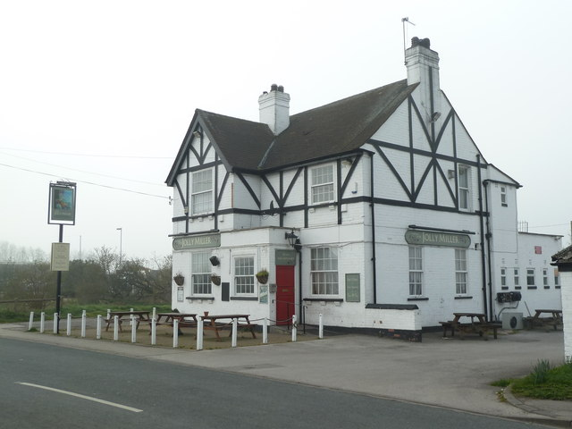 Whitley Bridge - Jolly Miller public house
