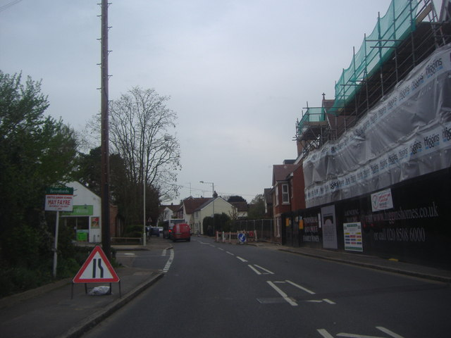 Bridge Street, Writtle