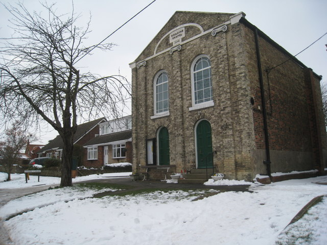 Alkborough Wesleyan Chapel