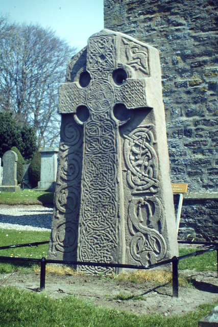 Cross Slab, Aberlemno