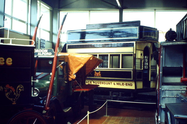 Grampian Transport Museum, Alford