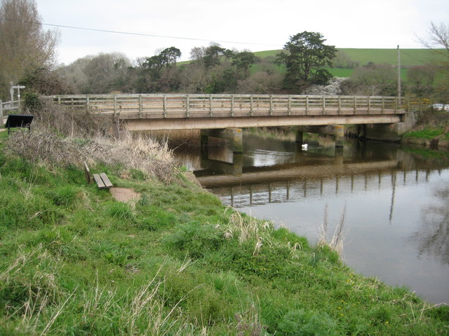 Bridge over the River Otter