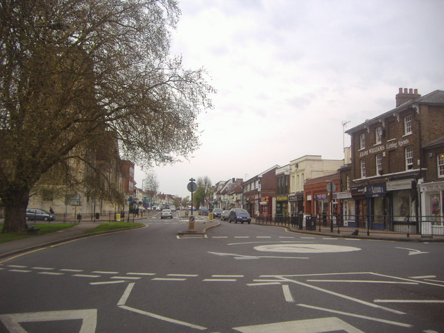 High Street Epping