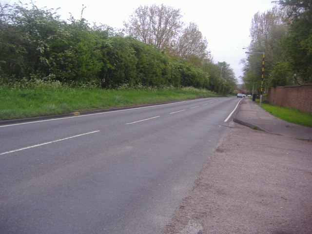 Epping Road, North Weald