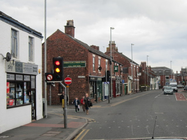 Middlewich Road, Sandbach