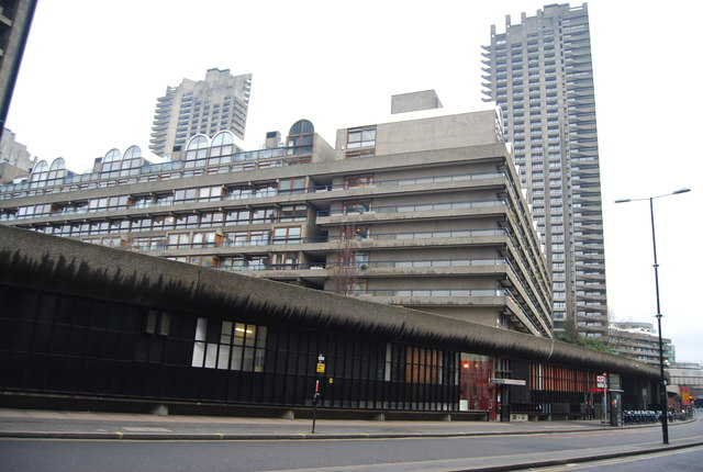 Housing, The Barbican
