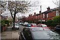 SJ8690 : Hawthorn Road, Heaton Mersey by Bill Boaden