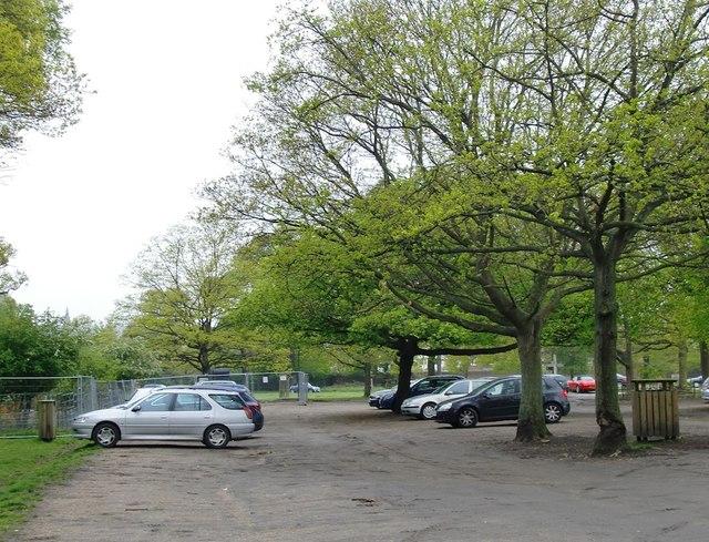 Hope Lodge Car Park Epsom