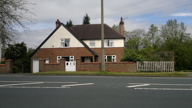 Large detached home, Bamford