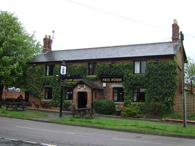 The Welby Arms, Allington
