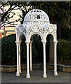 J5081 : Memorial fountain, Bangor by Rossographer