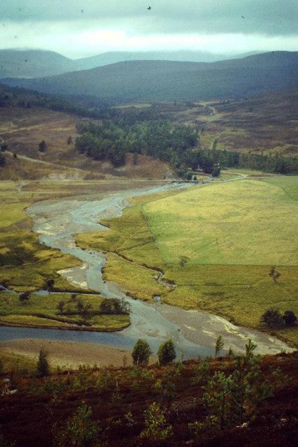 River Quoich