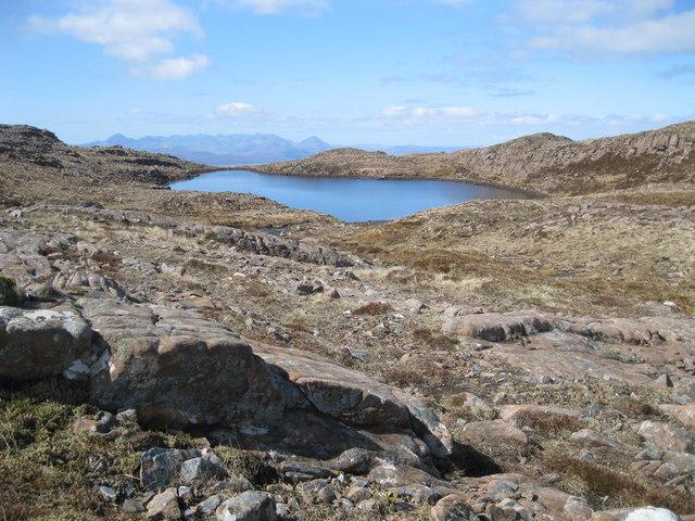Loch Dithreabh na Cuileige