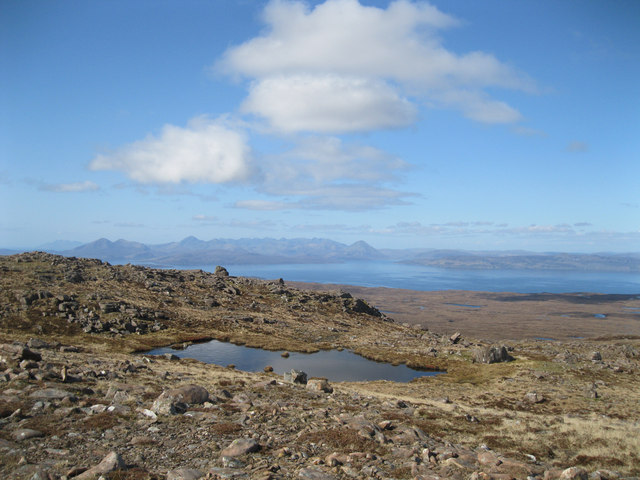 View from Carn Glas
