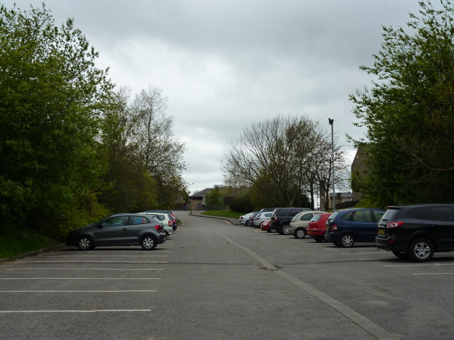 Barnoldswick: Overflow Co-op Car Park
