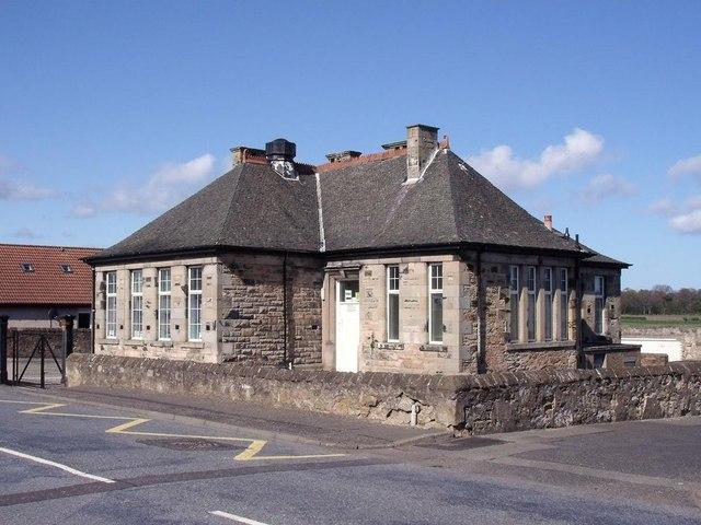 Former Boreland Primary School