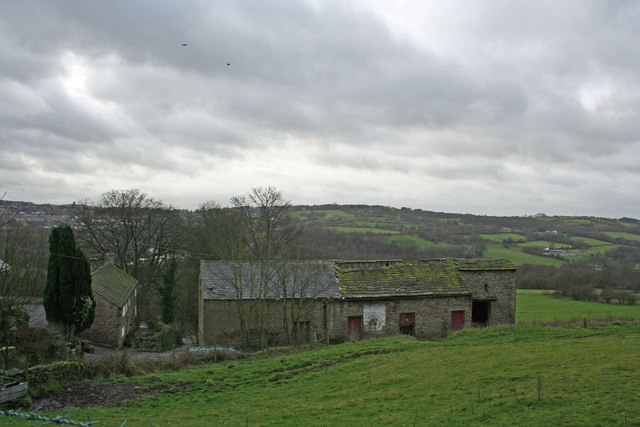 Lower Hague Fold Farm