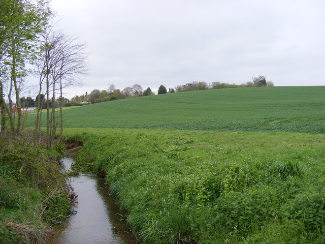 Fields looking towards Walpole