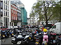 TQ2880 : View along Berkeley Square by Robert Lamb