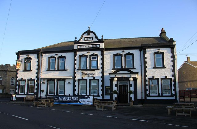 The Waterford  Arms in Seaton Sluice