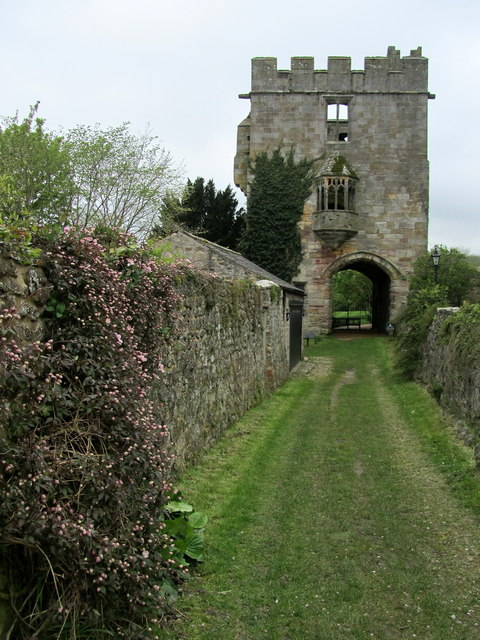 The Marmion Tower, West Tanfield