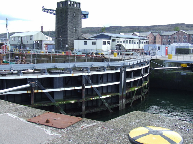 The Garvel Dock