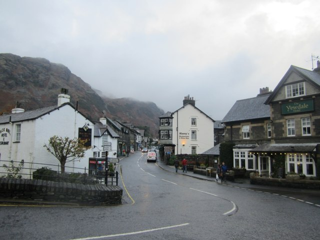 Yewdale Road, Coniston