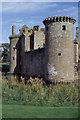 NY0265 : Caerlaverock Castle by Christopher Hilton