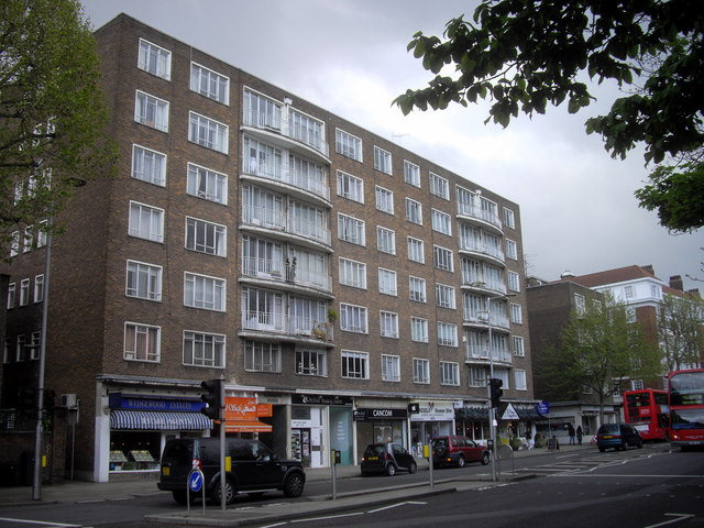 Kenbrook House, Kensington High Street, London