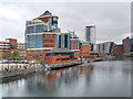SJ8097 : The Victoria@media city by David Dixon