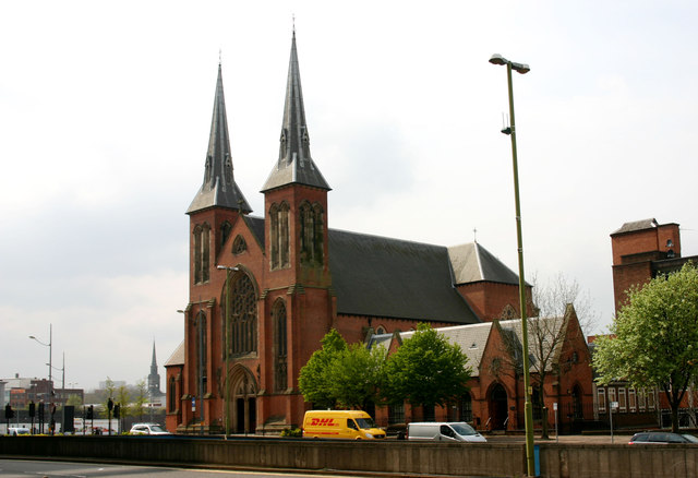 St Chad's RC Cathedral