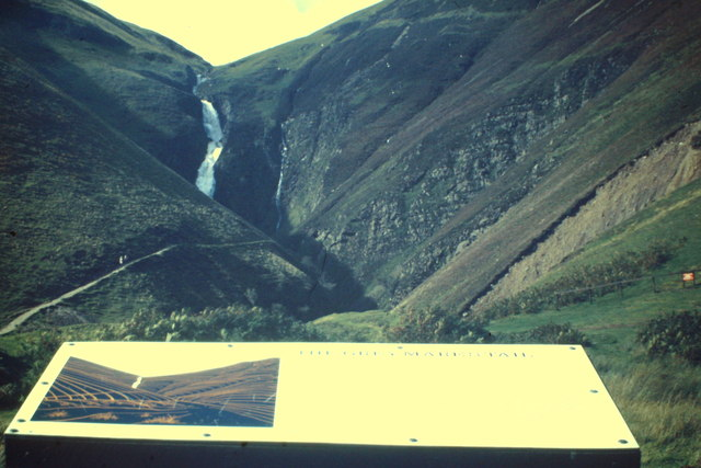 The Grey Mare's Tail