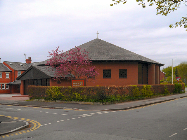 St Vincent de Paul Catholic Church, Knutsford