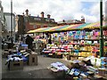 SJ9494 : Saturday Market by Gerald England