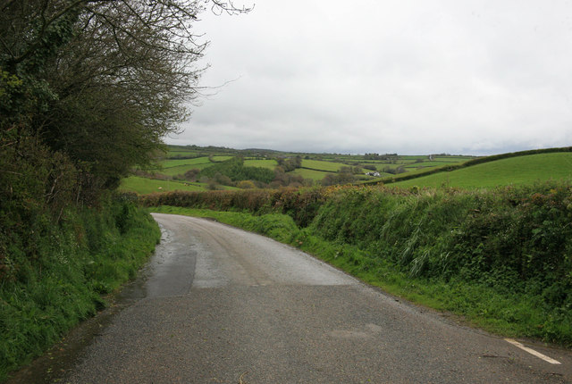The Mount to Pantersbridge road
