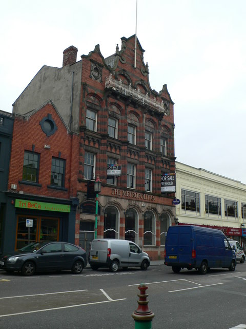 The Metropolitan, Berry Street