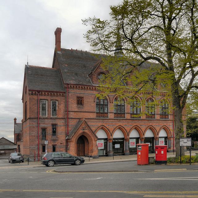 Former Market Hall