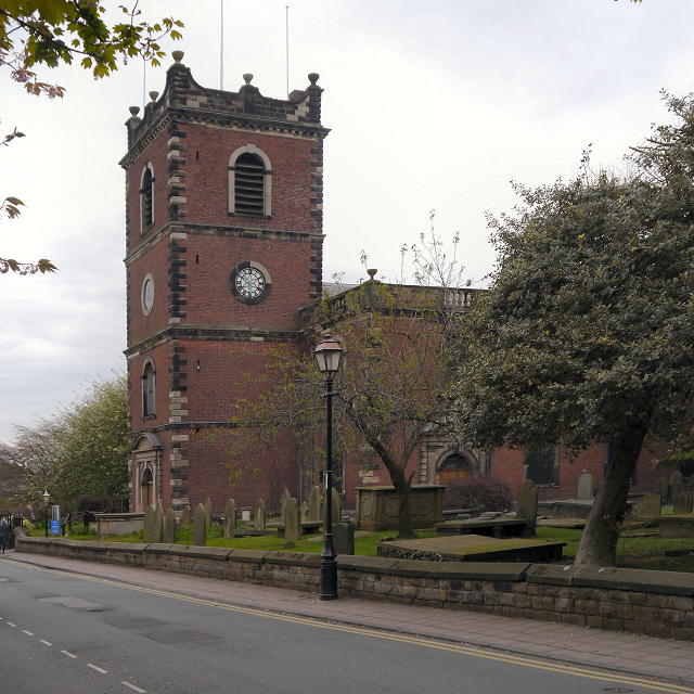 St John's Church, Knutsford