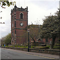 SJ7578 : St John's Church, Knutsford by David Dixon
