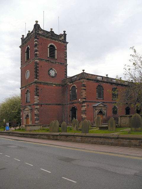 The Parish Church of St John, Knutsford